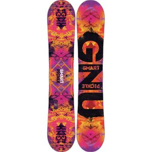 Gnu Smart Pickle PBTX Snowboard - Women's