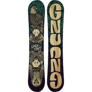 Gnu Ladies Choice EC2 PBTX Snowboard - Women's