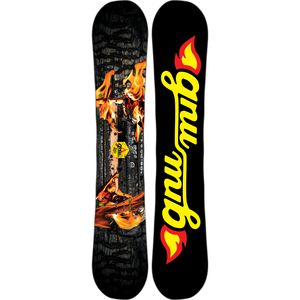 Gnu Riders Choice C2 PBTX Snowboard - Wide