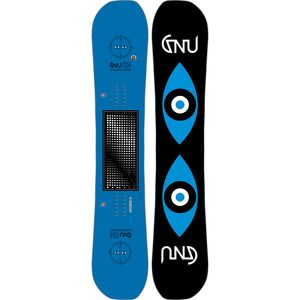 Gnu Forest Bailey Space Case EC2 BTX Snowboard