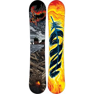 Gnu Billy Goat C3 BTX Snowboard - Wide