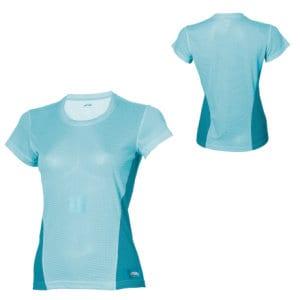 GoLite DriMove Lite C/B Shirt - Short Sleeve - Womens