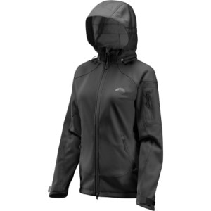photo: GoLite Women's Badlands Trinity Softshell soft shell jacket