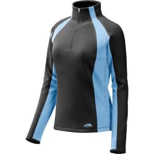 GoLite Vermillion Thermal 1/3 Zip Top - Long-Sleeve - Womens