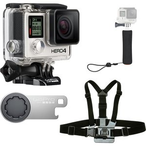 GoPro GoPro HERO4 Black Edition Pro Package