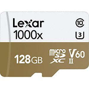 GoPro 128GB Lexar Pro Micro SDXC Memory Card 1000x