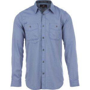 Gramicci Twill Flannel Shirt - Long-Sleeve - Men's
