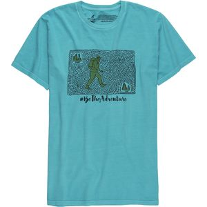 Gramicci Be The Adventure Journey T-Shirt - Men's