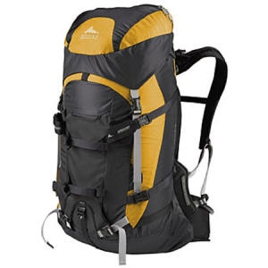 photo: Gregory Alpinisto weekend pack (3,000 - 4,499 cu in)