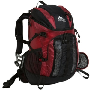 photo: Gregory Iris daypack (under 2,000 cu in)
