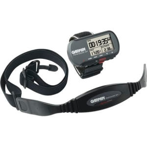 photo: Garmin Forerunner 301 gps watch