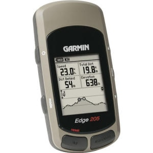 photo: Garmin Edge 205 handheld gps receiver