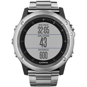 Garmin Fenix 3 Sapphire Titanium Training Watch