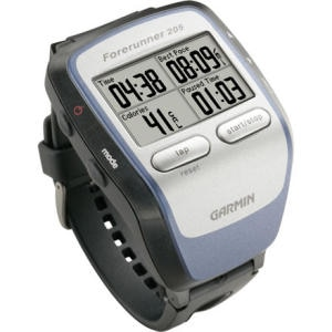 photo: Garmin Forerunner 205 gps watch