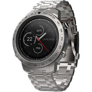 Garmin Fenix Chronos Steel Watch Best Reviews