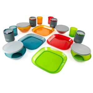 GSI Outdoors Infinity Deluxe Tableset - 4 Person
