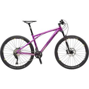 GT Zaskar LE Expert XT Complete Mountain Bike - 2016