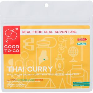 Good To-Go Thai Curry Entree - 2 Servings