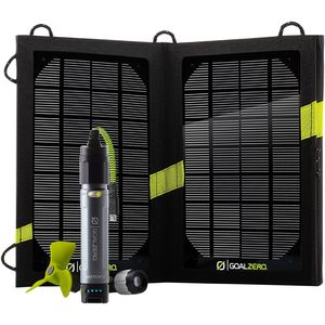Goal Zero Switch 10 Micro Solar Recharging Kit On sale