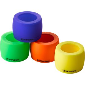 Goal Zero LAL Mini Color Shades - 4-Pack