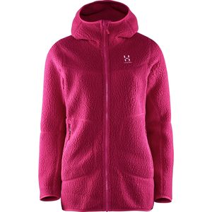 Haglöfs Pile Hooded Fleece Jacket - Women's