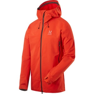 Haglöfs Skarn Hooded Winter Softshell Jacket - Men's