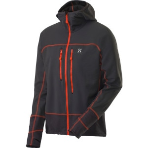 Haglöfs Rando Stretch Hooded Fleece Jacket - Men's
