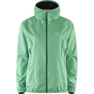 Haglöfs Mistral Hooded Softshell Jacket - Women's