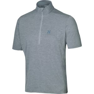Haglöfs Ridge II 1/2-Zip Shirt -Short Sleeve - Men's