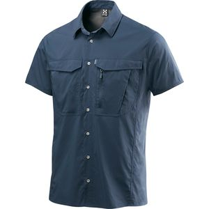 Haglöfs Salo III Shirt - Short-Sleeve - Men's