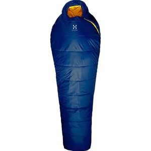 Haglöfs Tarius Sleeping Bag: 43 Degree Synthetic