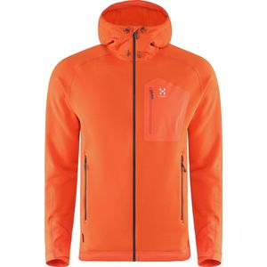 Haglöfs Bungy III Hooded Fleece Jacket - Men's