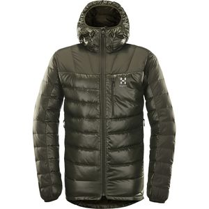 HaglofsBivvy Down Hooded Jacket - Men's