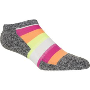 Happy Socks Stripe Lightweight Low Running Socks - Women's