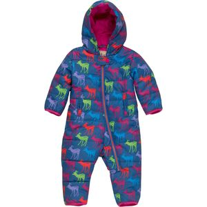 Hatley Winter Puffer Bunting - Infant Girls'