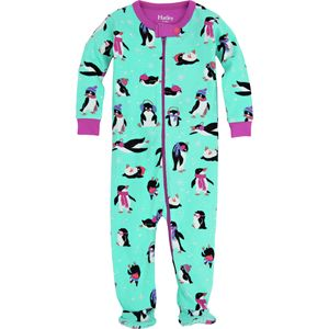 Hatley Holiday Footed Coveralls - Infant Girls'