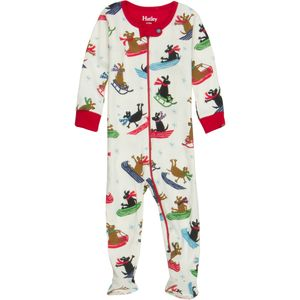 Hatley Holiday Footed Coveralls - Infant Boys'