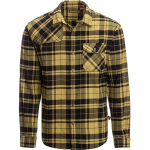 Howler Bros Harkers Flannel Shirt - Men's