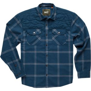 Howler BrothersQuintana Quilted Flannel Shirt - Men's