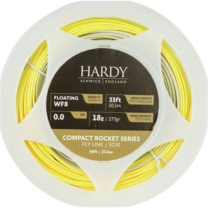 Hardy Compact Rocket Series Fly Line