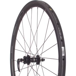HED Stinger 3 CX FR Carbon Disc Brake Wheelset -Tubular