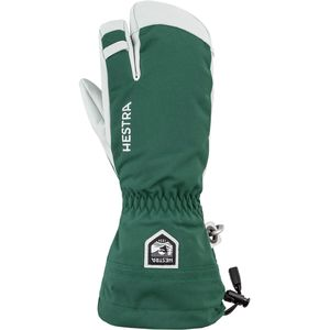 Hestra Army Leather Heli 3-Finger Glove