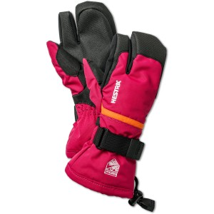 Hestra Czone Gauntlet 3-Finger Junior Glove - Kids'