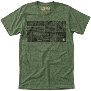 Hippy Tree Woodchip T-Shirt - Short-Sleeve - Men's