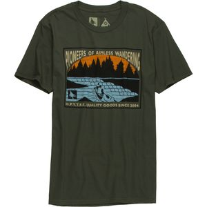 Hippy Tree Shasta T-Shirt - Short-Sleeve - Men's