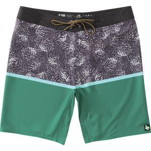 Hippy Tree Cone Trunk Board Short - Men's