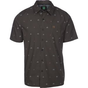 Hippy Tree Legend Woven Shirt - Short-Sleeve - Men's