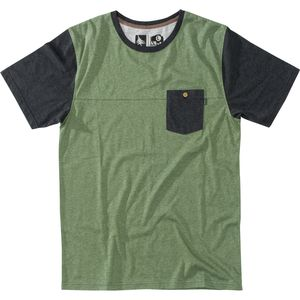 Hippy Tree Hatchet Crew - Short-Sleeve - Men's