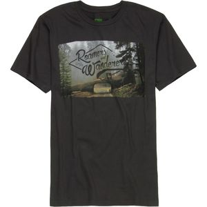 Hippy Tree Tunnel T-Shirt - Short-Sleeve - Men's