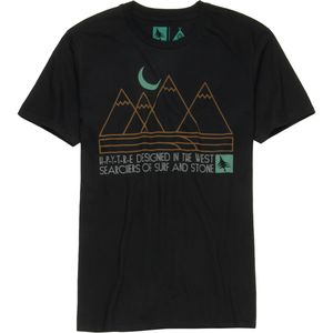 Hippy Tree Crescent T-Shirt - Short-Sleeve - Men's